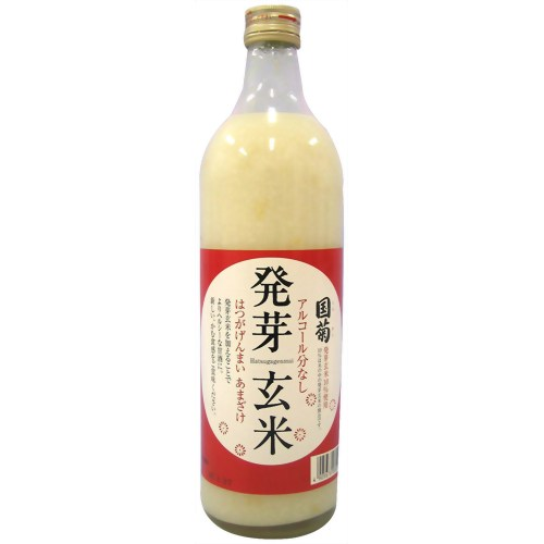 シノザキ 発芽玄米甘酒 瓶 720ml