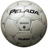 molten モルテン サッカー ペレーダ3000 4号 F4P3000-W シャンパンシルバー