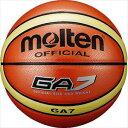 モルテン バスケットボール GA7 オレンジ BGA7