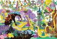 ジグソーパズル:(TEN-DS1000-772 ディズニー ブリリアントカラーズ(ラプンツェル) 1000ピース) テンヨー