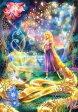ディズニーシリーズ 輝く魔法の髪(ラプンツェル) 1000ピース DP1000-022