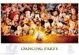 ディズニー ツネオ・サンダ Dancing Party 2000ピース テンヨー テンヨーD2000-614Dancing