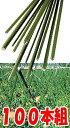 積水 イボ竹 ガーデンポール 8×900