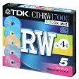 TDK CD-RW80*5CCS