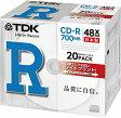 TDK CD-R80PWD*20B
