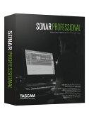 アカデミック版 TASCAM cakewalk  SONAR Professional レコーディング/ミックス/シーケンス