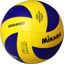 ミカサ スパイラルデザイン レクレーショナルバレーボール4号球 MVA4000