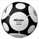 MIKASA ミカサ フットサルボール 4号 FLL333-WBK 白/黒