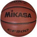 MIKASA(ミカサ) ミニバスケットボール 検定球5号 人工皮革 CF500
