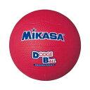 (ドッジボール)MIKASA(ミカサ) 教育用 3号 レッド D3-R