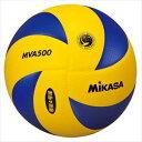 MIKASA ミカサ 小学生バレーボール 4号 黄/青 MVA500