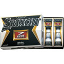 ダンロップ スリクソン SRIXON Z-STAR ホワイト 1ダース12球