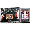 ダンロップ スリクソン SRIXON Z-STAR XV ホワイト 1ダース12球