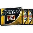 SRIXON スリクソン ゴルフボール Z-STAR 1ダース(12球)