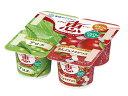 雪印メグミルク ナチュレ恵 アロエ+りんごナタデ 4個 70gX4