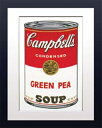 Andy Warhol/ウォーホール《Green Pea/キャンベルスープ》