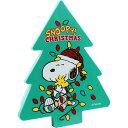 西本貿易 スヌーピー クリスマスツリー シェイプケース 8個
