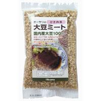 オーサワの大豆ミート(ひき肉風)