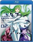 コードギアス 反逆のルルーシュ volume02/Blu-ray Disc/BCXA-0064