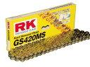 RK ノンシールチェーン GS420MS-130L