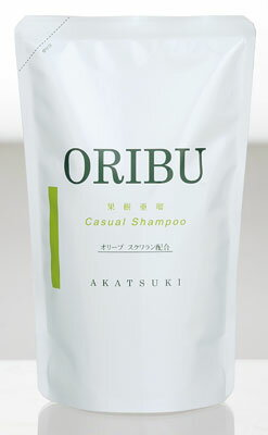 ORIBU 果樹亜瑠 シャンプー 詰替 500ml