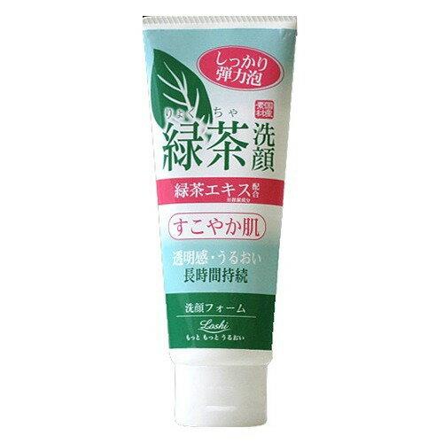 ロッシ モイストエイド 緑茶洗顔フォーム 145g