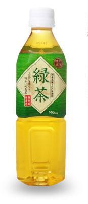 フェリーチェ緑茶500mlペット