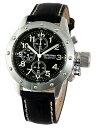 腕時計 シーレーン SEALANE SE10-BAブラック クロノグラフ