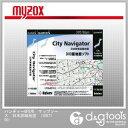 マイゾックス ハンディーGPS用 マップソース 日本詳細地図 1067100