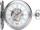(ロイヤルロンドン)ROYAL LONDON 懐中時計 ポケットウォッチ ダブルハンターケース 手巻き 90029-01