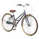 アサヒサイクル27型 自転車 ラ・ベール(ブルー/内装3段変速) YT7QLF【2012年モデル】