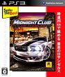 ミッドナイトクラブ:ロサンゼルス(Spike The Best)/PS3/BLJS-10077/C 15才以上対象