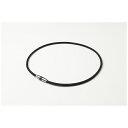 ファイテン RAKUWA磁気チタンネックレス 45cm ブラック