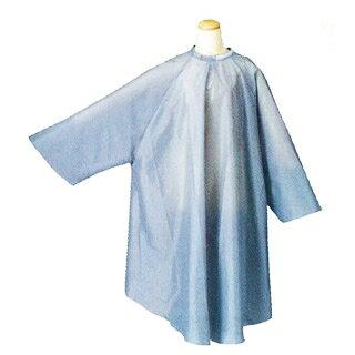 TKー6767防水クロス袖付き ブルー