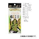 ささめ針 サビキの王道 ミックスベイト (S-853) サイズ:5号(ハリス0.8/モトス1.5)