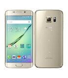 SAMSUNG Galaxy S6 edge SCV31 32GB N ゴールドプラチナ