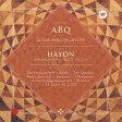 ハイドン:弦楽四重奏曲《五度》、《皇帝》&《日の出》