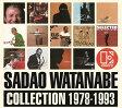 渡辺貞夫 ワタナベサダオ / COLLECTION 1978-1993 5CD