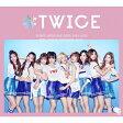 #TWICE(初回限定盤A)/CD/WPCL-12634