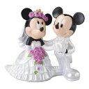 ミッキーマウス&ミニーマウス ウェディング オーナメント
