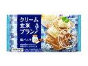 アサヒ クリーム玄米ブラン 塩バニラ 72g