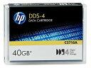 HP(旧コンパック) HP DDS-4 40GB データカートリッジ /C5718A