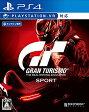 PS4 グランツーリスモ スポーツ 通常版 【早期購入特典:ボーナスカーパック 3台 DLCコード付き