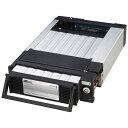 ラトックシステム SATAリムーバブルケース 内蔵タイプ ブラック SA3-RC1-BKXの価格を調べる