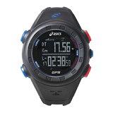 アシックス asics AG01 GPS ランニングウォッチ CQAG0101 ブラック