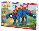 LaQ ダイナソーワールド ステゴサウルス ヨシリツ LaQダイナソーWステゴサウルス