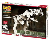 LaQ ダイナソーワールド 恐竜骨格 ヨシリツ LaQダイナソーWキョウリュウコッカク