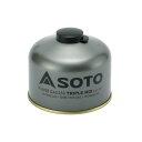 SOTO ソト パワーガス 250 トリプルミックス SOD-725T