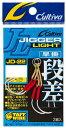 オーナー(OWNER) ジガーライト段差 早掛 JD22 #4/0