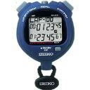 セイコー デジタルストップウォッチ スタンダード ブルー SVAE105